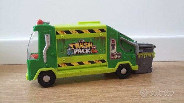 The Trash Pack Camion della Spazzatura