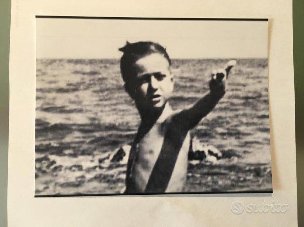 Immagini Fotografiche Vintage Cantante Lucio Dalla