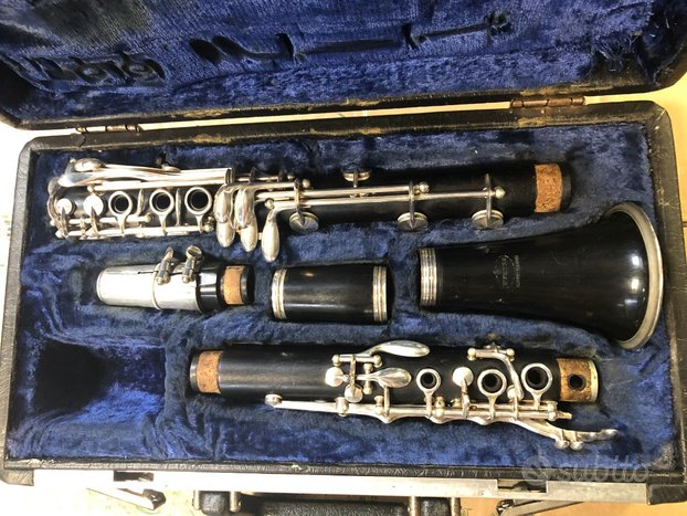 Clarinetto 21 chiavi buffet evette crampon paris