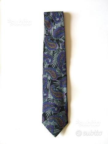 Cravatta Valentino in seta