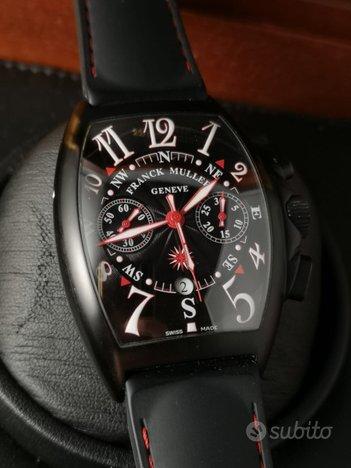 Franck Muller Chronograph Mariner Model Ref.8080