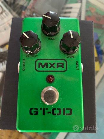 Pedale chitarra MXR M193( nuovo )