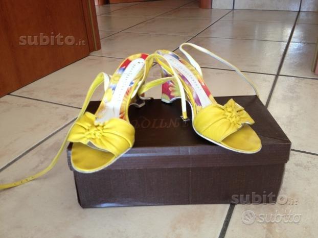 Sandalo donna n.37 estate