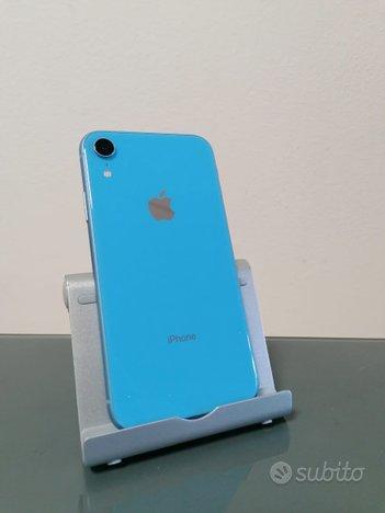 IPhone XR 64GB Blue, grado A-