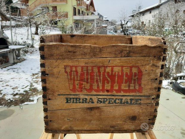 Cassa birra wunster