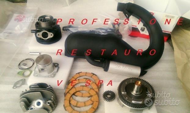 Kit Modifica Motore Piaggio Vespa 50 N L R Special