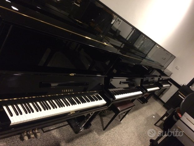 Yamaha U3 silent - Pianoforte Yamaha u3 silent