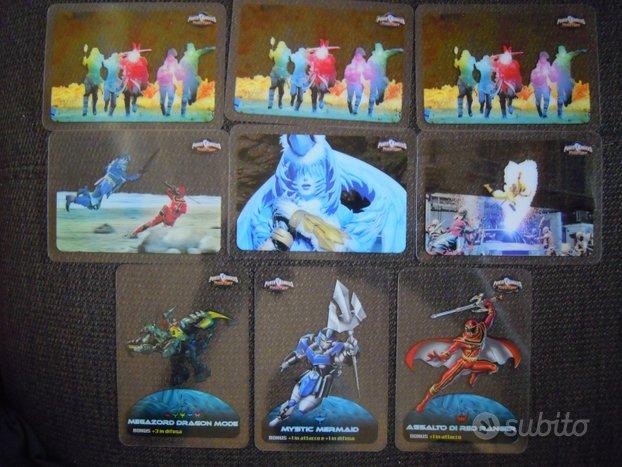 Lamicards Power Ranger