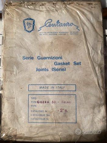 Serie kit guarnizioni Gilera trial 50 5v