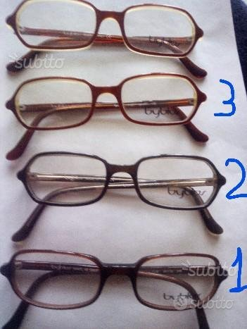 Montature per occhiali Byblos