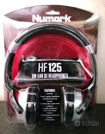 Cuffie Numark HF 125 (Nuove)