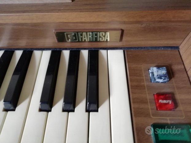 Organo elettronico farfisa modello 4260