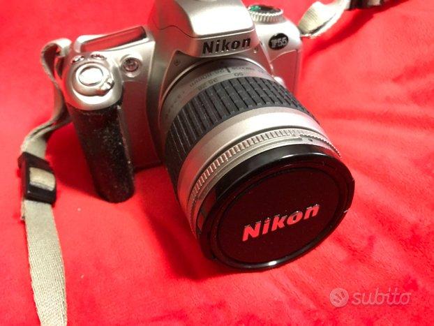 Reflex Nikon F55 Obbiettivo Nikon 28-80 mm