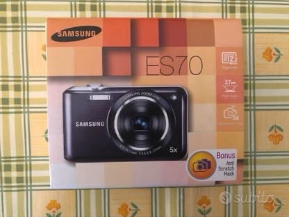 Fotocamera digitale Samsung ES70