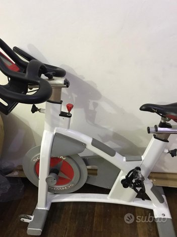 Spin bike spinnig schwinn carbon blu
