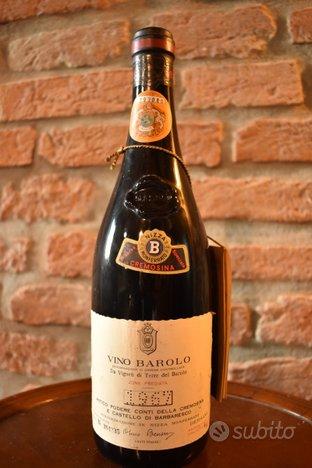 Lotto 7 bottiglie Barolo Fara e altri vini
