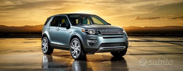 Ricambi Land Rover Discovery usati