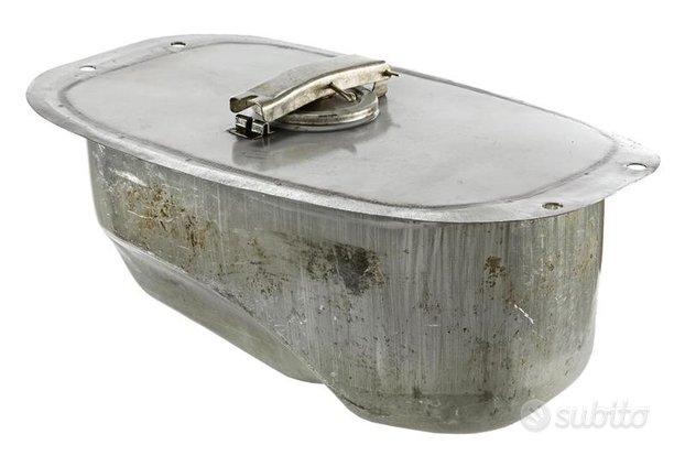 Erbatoio benzina senza guar. e rub. per Vespa GT