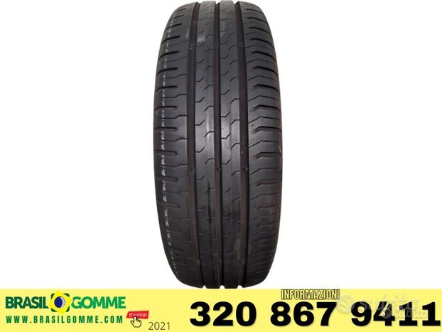 Gomme usate 165/60r15 continental estive a632
