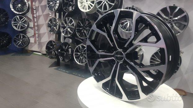 Cerchi In Lega Opel Adaml Agila-B Astra-G Corsa 17