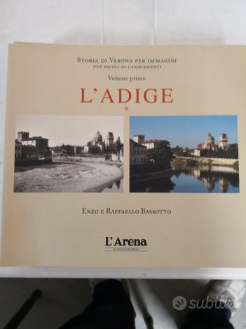 Raccolta Storia di Verona per immagini 8 Volumi