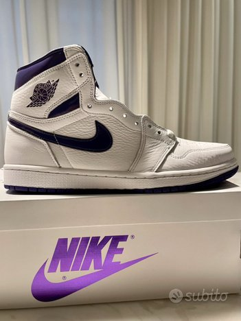 Air jordan 1 Court Purple (W) EU 41