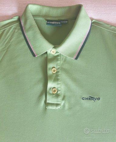 CHERVO Sports Polo Verde TG.46
