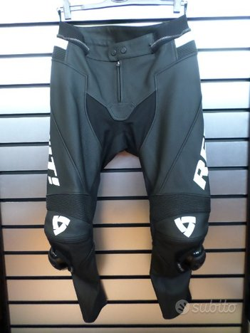 Pantaloni in pelle Rev'it Vertex GT