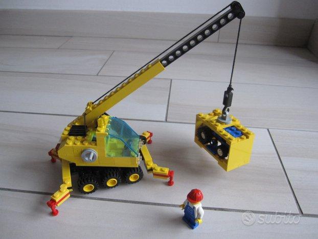 LEGO 6352 Cargomaster Crane City Porto Lavori