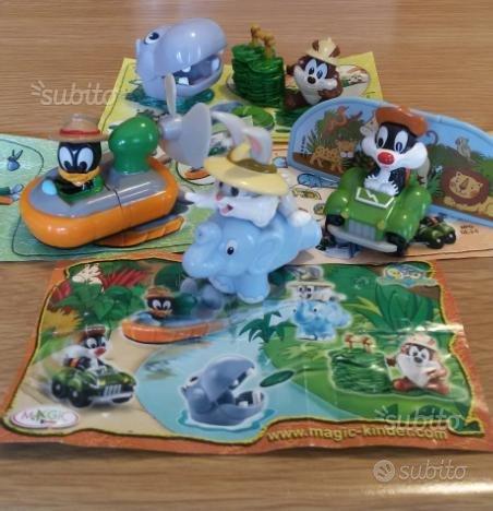 Baby Looney Tunes Safari kinder anno 2010