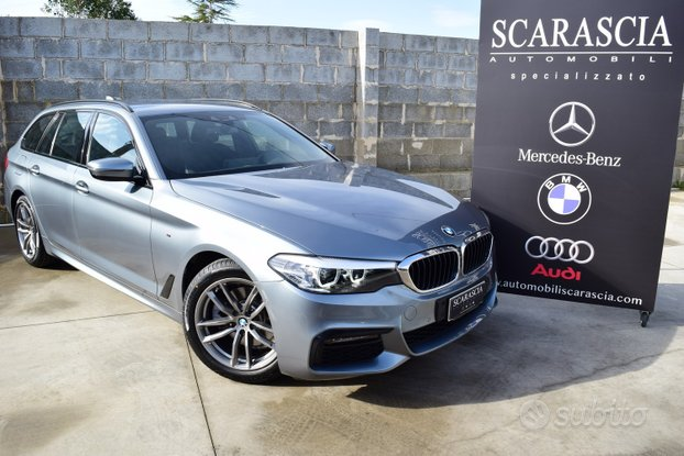 "BMW 518d Touring 150 cv Steptronic ""M Sport"""