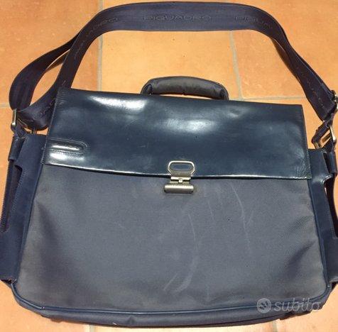 Piquadro borsa + accessori