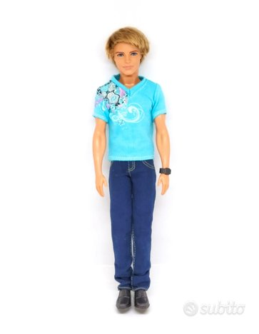Barbie Ken TVB Mattel fidanzato bambola parlante