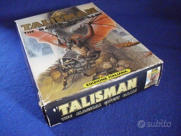 TALISMAN 2^ EDIZIONE ITALIANA Games Workshop 1990