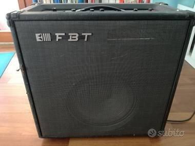 Amplificatore combo chitarra FBT MM-100-GR