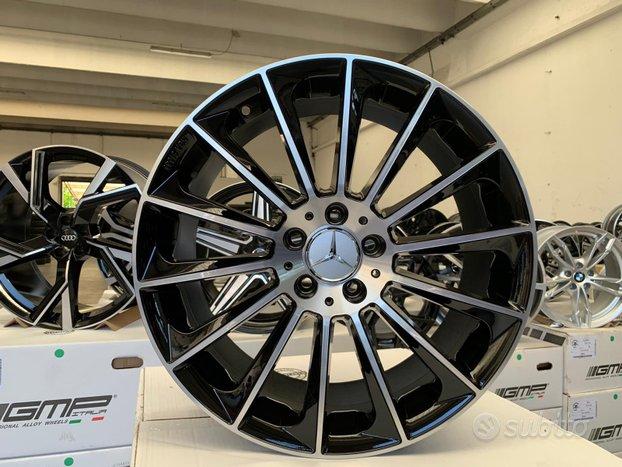Cerchi Mercedes raggio 18 Black Diam cod.3892298