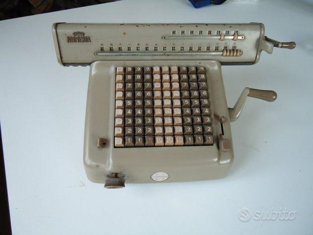 Vecchia calcolatrice