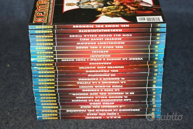 Serie completa Nemrod star comics