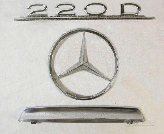 Mercedes 220D Vintage 1970