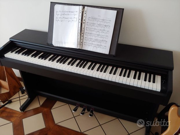 Pianoforte digitale yamaha ydp144
