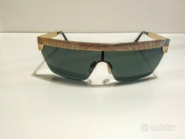 Valentino occhiali mascherina V614 vintage