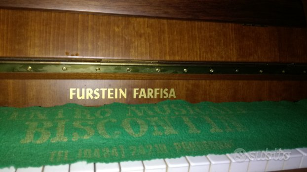 Pianoforte a muro FURSTEIN FARFISA