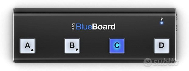 Pedaliera Bluetooth Per Iphon, Irig Irigbbrdin