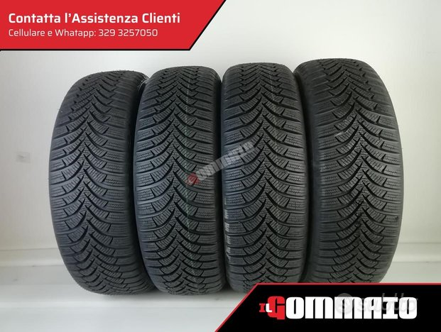 Gomme nuove G 185 65 R 15 HANKOOK INVERNALI