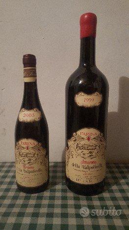 Vino rosso Valpolicella da 1,5 lt