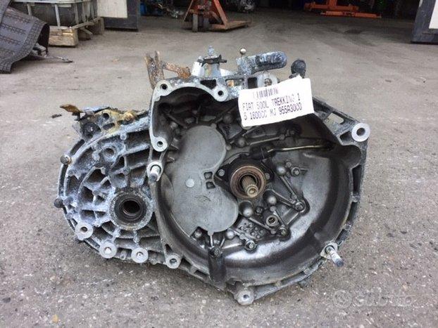Cambio 6M Fiat 500L 2015 1600cc MJ 955A3000