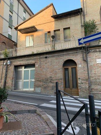 Villa a schiera centro storico Pesaro