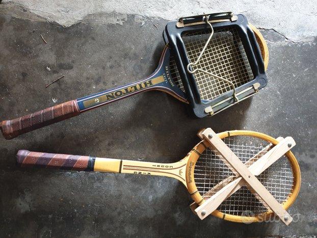 Racchette da tennis storiche