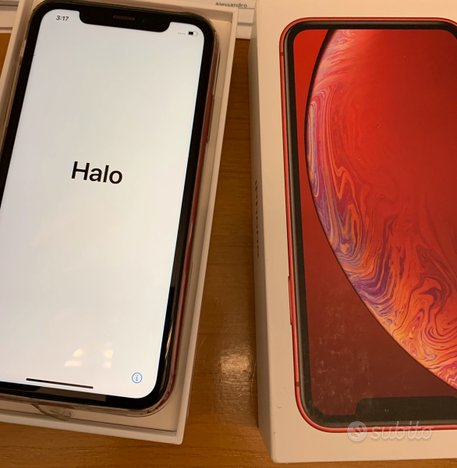 IPhone XR 64 product red