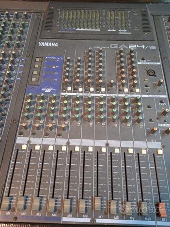 Mixer yamaha ga 24-12